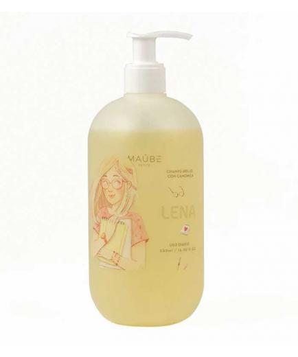 Maube - Camomile shine shampoo 500ml - Lena