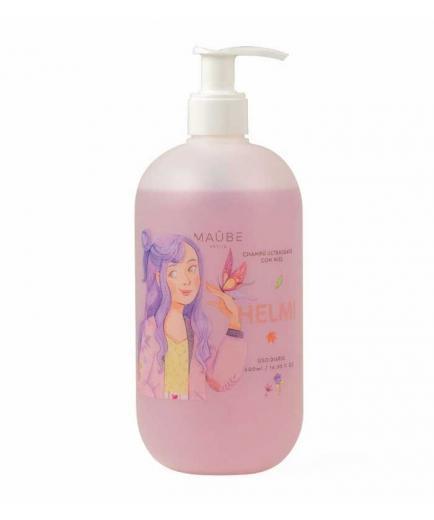 Maube - Ultra-soft shampoo with honey 500ml - Helmi
