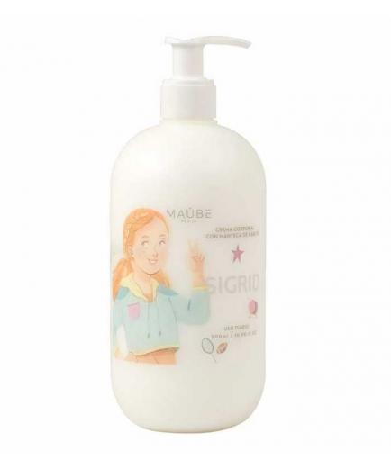 Maube - Body cream with shea butter 500ml - Sigrid