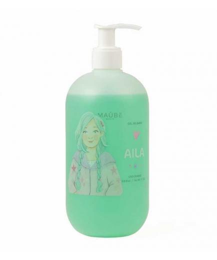 Maube - Moisturizing bath gel 500ml - Aila