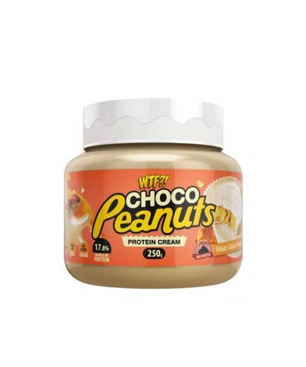 Max Protein - What the Fudge! Protein Cream 250g - Choco peanuts