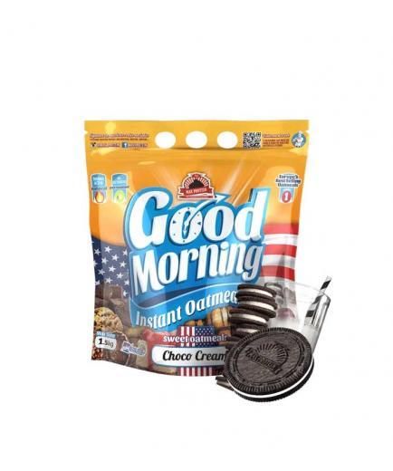 Max Protein - Good Morning Oatmeal - Choco cream cookies