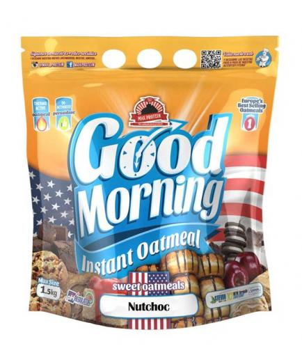 Max Protein - Nutchoc flavor oatmeal