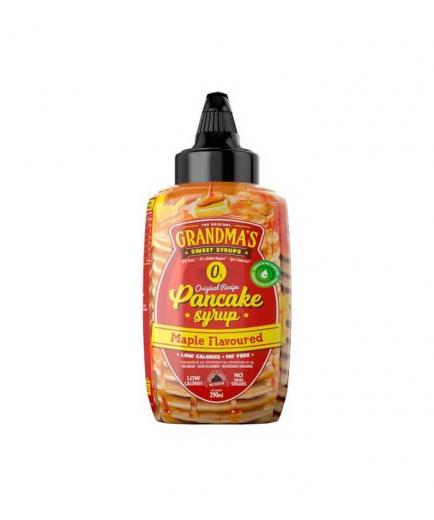 Max Protein - Syrup 0% Grandma \ 's Pancake 290ml - Maple Flavored