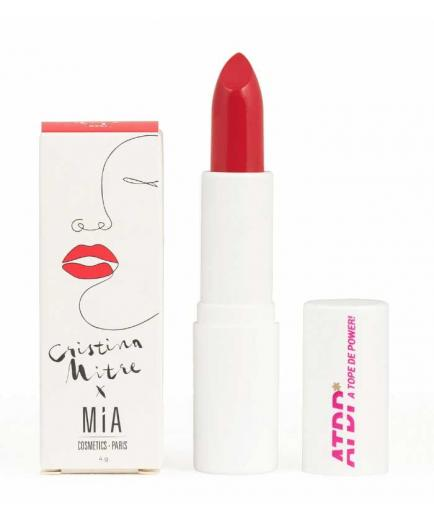 MIA COSMETICS - Lipstick ATDP x Cristina Mitre - 551: Rojo
