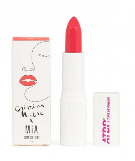 MIA COSMETICS - Lipstick ATDP x Cristina Mitre - 553: Coral