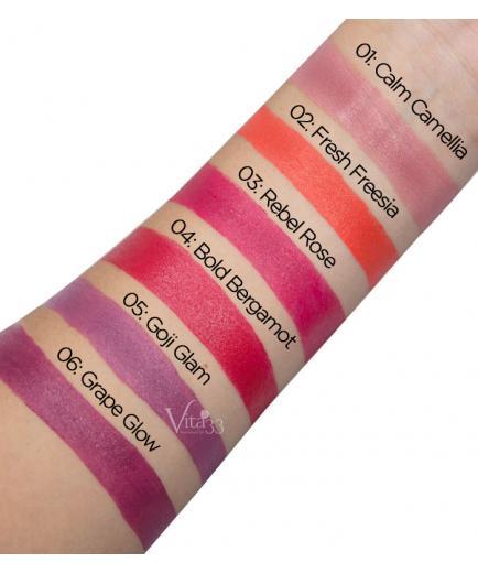 MIA COSMETICS - Matte lip bar - 0504: Bold Bergamot