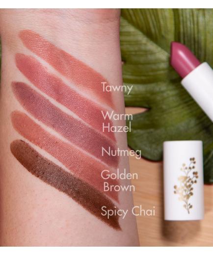 MIA COSMETICS - Matte lipstick *Luxury Nudes* - Spicy Chai