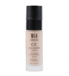 MIA COSMETICS - Base de maquillaje CC Coloured Cream SPF30 - Medium