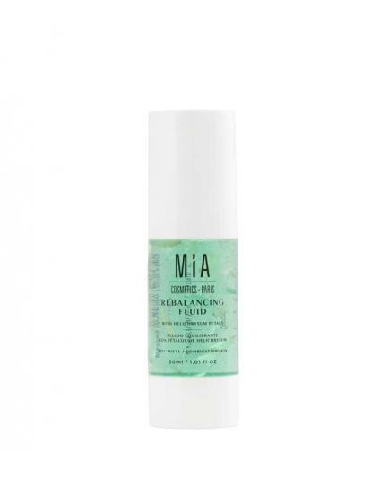 MIA COSMETICS - Balancing fluid cream with jasmine petals