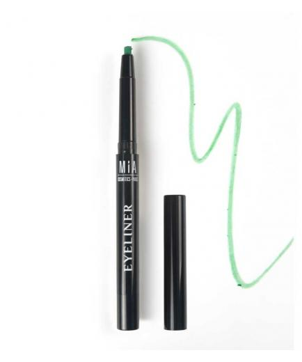 MIA COSMETICS - Eyeliner - 0718: Green Blue