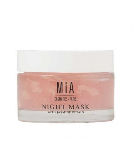 MIA COSMETICS - Night mask with jasmine petals