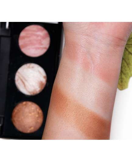 MIA COSMETICS - Tanning powder, highlighter and blusher Orion's Light