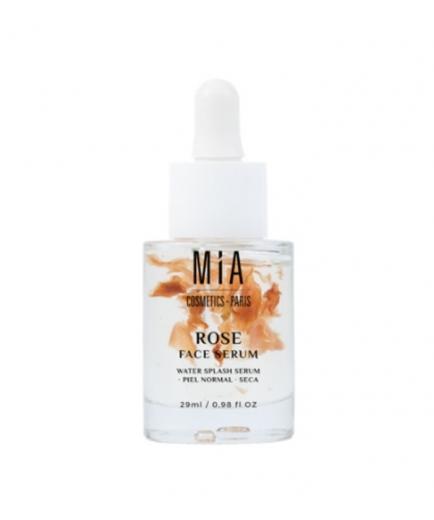 MIA COSMETICS - Moisturizing facial serum - Rose