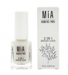 MIA COSMETICS - Tratamiento de uñas 5free - 2 in 1 Bright Look