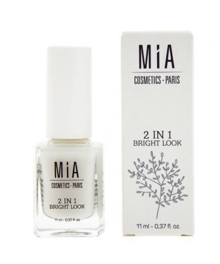 MIA COSMETICS - 5free Nail treatment - 2 in 1 Bright Look
