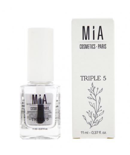 MIA COSMETICS - 5free Nail treatment - Triple 5