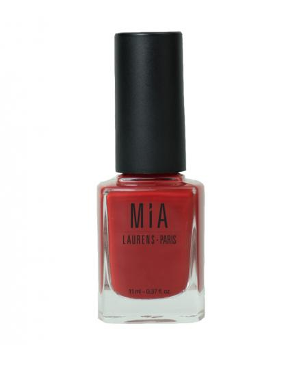 MIA COSMETICS - 5free Nail Polish - Poppy Red
