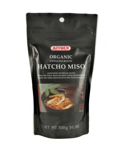 Mitoku - Hatcho miso unpasteurized 300g