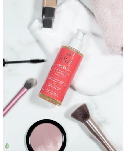 Miya Cosmetics - Light makeup remover oil mySUPERSkin