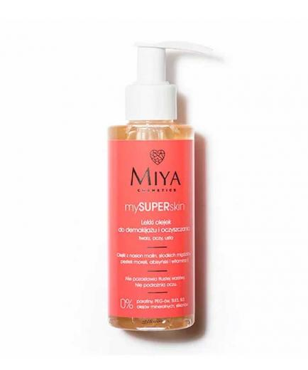 Miya Cosmetics - Light makeup remover oil mySUPERSkin
