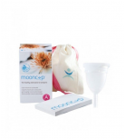 Mooncup - Reusable menstrual cup - Size A
