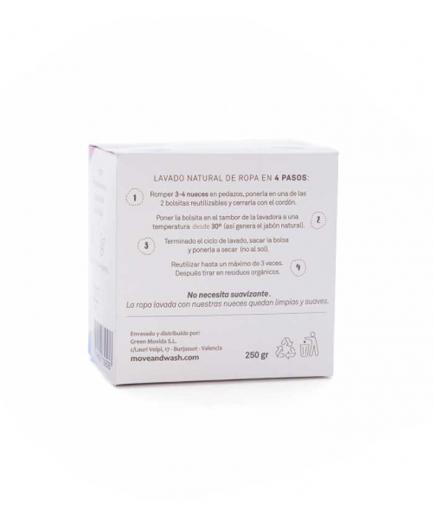 Move & Wash - 100% biodegradable washing nuts 250g