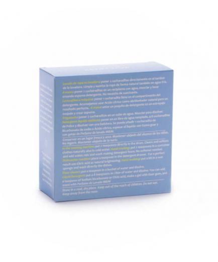 Move & Wash - 100% Biodegradable Multipurpose Vegetable Detergent Soap Dish Powder 350g