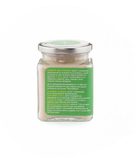 Move & Wash - 100% biodegradable washing nuts powder 140g