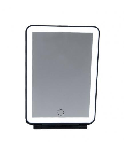 MQBeauty - Rechargeable travel mirror with led lighting