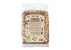 Muesli Up - Gluten-free muesli with organic chocolate