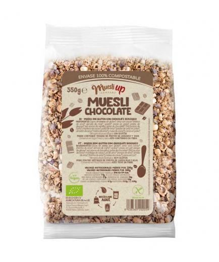 Muesli Up - Gluten-free muesli with organic chocolate