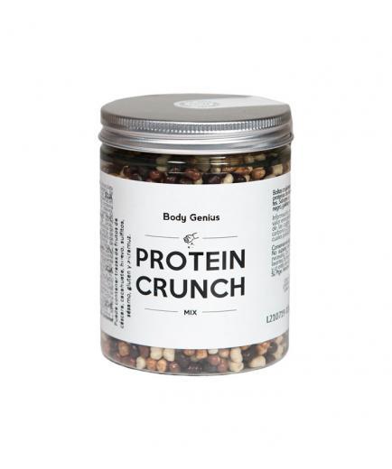 My Body Genius - Chocolate Protein Crunch - Mix