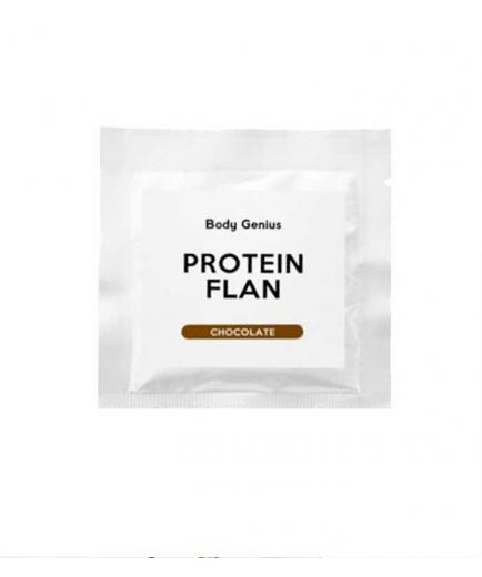 My Body Genius - Prepared for protein flan 26g - Chocolate