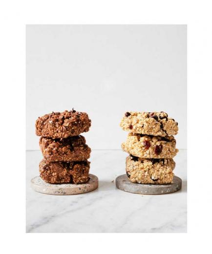 My Body Genius - Cookie preparation Protein Flapjacks 500g - Classic with blueberries