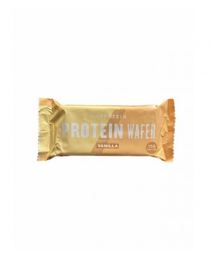 My Protein - Protein waffle 40,4g - Vanilla