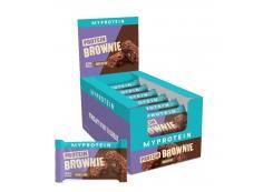 My Protein - Protein Brownie Box 12x75g - Chocolate chip