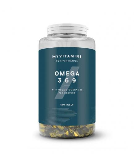 My Protein - Omega 3-6-9 softgels 120 u.