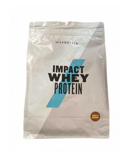 My Protein - Whey protein powder 1kg - Chocolate Banana