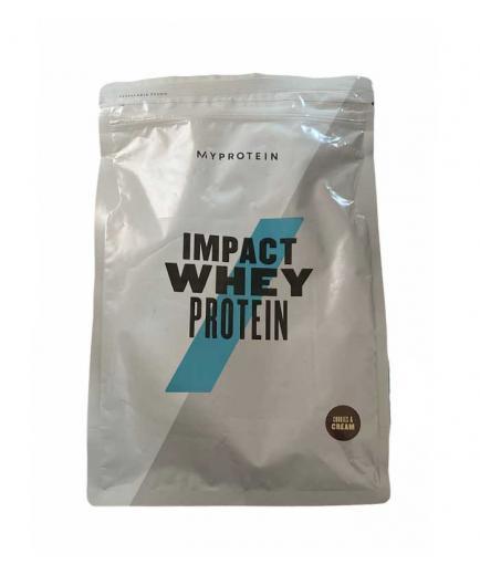 My Protein - Whey protein powder 1kg - Cookies & cream
