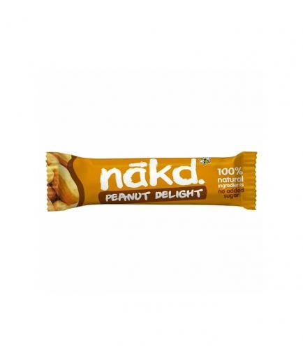 Nakd - Vegan and gluten-free energy bar 35g - Peanut