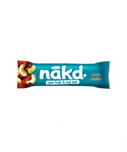 Nakd - Vegan and gluten-free energy bar 35g - Salted caramel