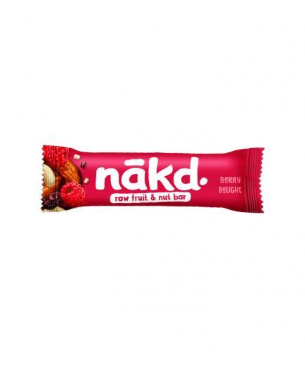 Nakd - Vegan and gluten-free energy bar 35g - Raspberries