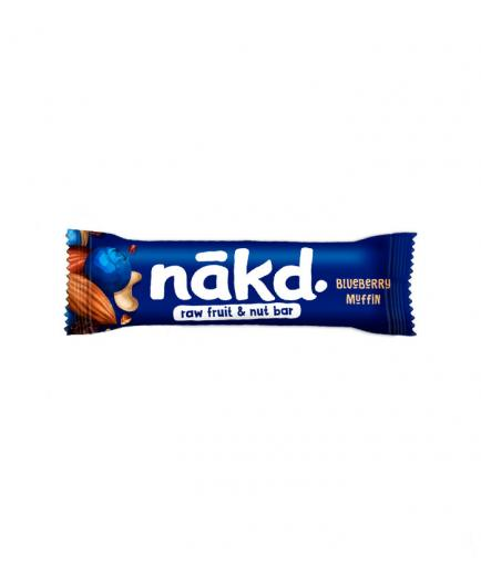 Nakd - Vegan and gluten-free energy bar 35g - Blueberry muffin
