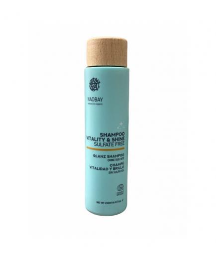 Naobay - Sulfate-Free Shampoo Vitality and Shine