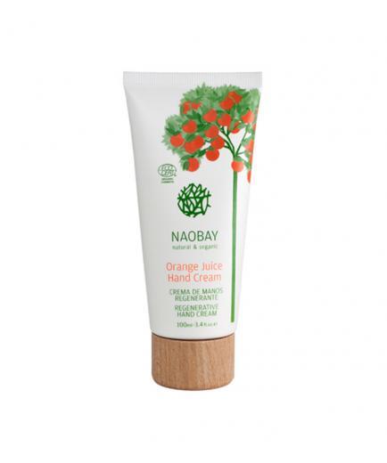 Naobay - Orange juice hand cream