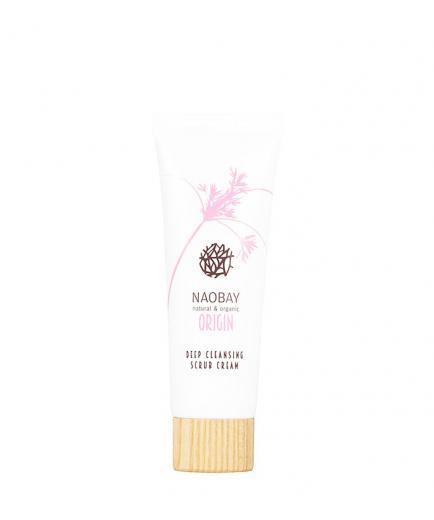 Naobay - Origin Deep cleansing facial scrub cream
