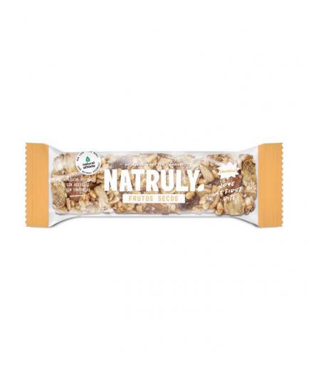 Natruly - Natural bar Crunchy 40g - Nuts