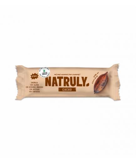 Natruly - RAW natural bar 40g - Cocoa
