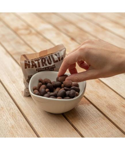 Natruly - Black Chocolicious Coated Peanuts Gluten Free 150g